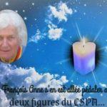 Décès d'Anne Serres – Hommage et remerciements